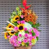 giỏ hoa tươi 13