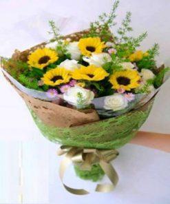 hoa bó 01