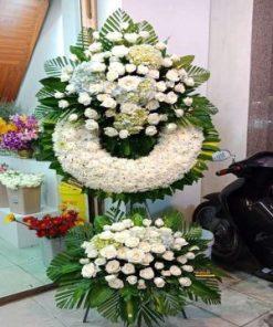 hoa chia buồn 10