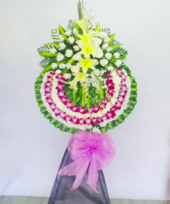 hoa chia buồn 16