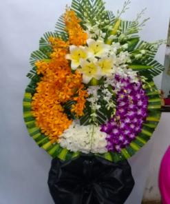 hoa chia buồn 17
