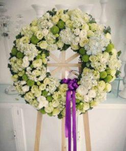 hoa chia buồn 39