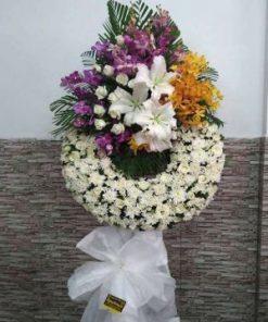 hoa chia buồn 41