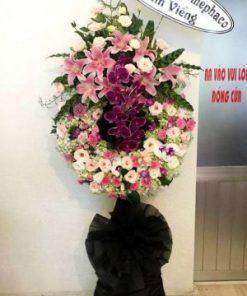 hoa chia buồn 47