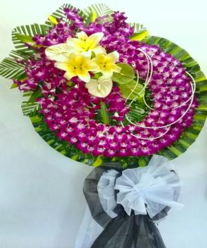 Đặt hoa tang lễ ở quận 1