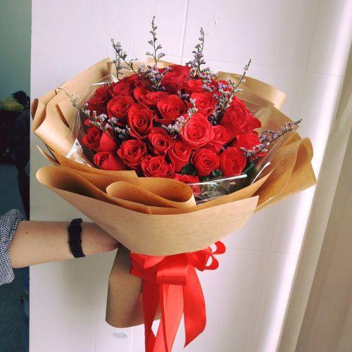 hoa tình yêu đẹp đồng tháp