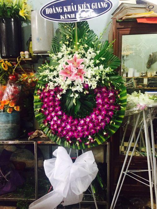 hoa tang lễ đẹp tại đồng tháp