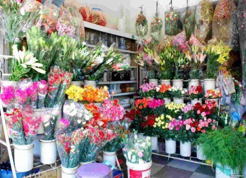 shop hoa tươi ở quận 3