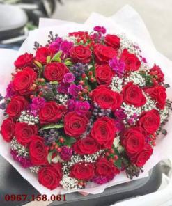 bó hoa tươi 20