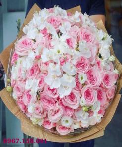 bó hoa tươi 24