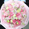 bó hoa tươi 25