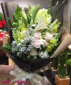 bó hoa tươi 28