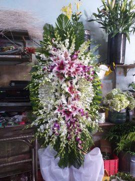 hoa viếng đám tang quận 8