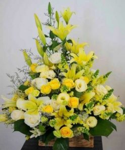giỏ hoa - 44