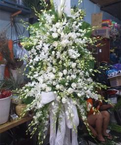 hoa tang lễ - 80