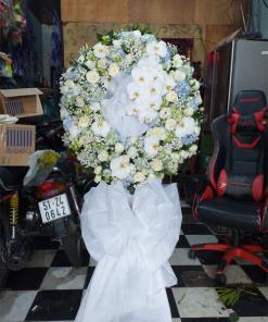 hoa tang lễ 81