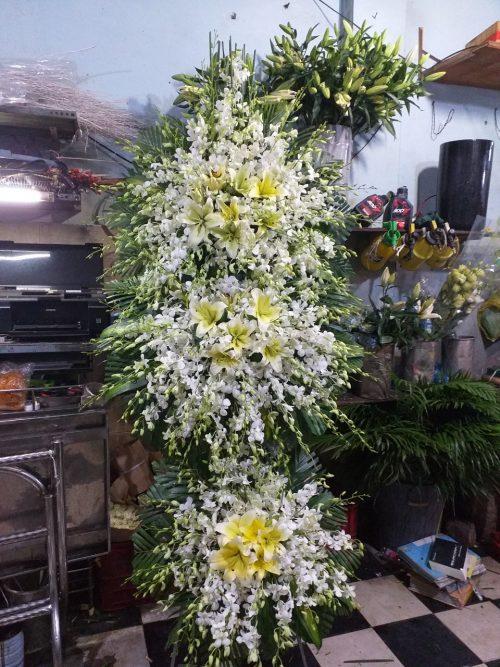 giao hoa đám tang tận nơi Bình Phước